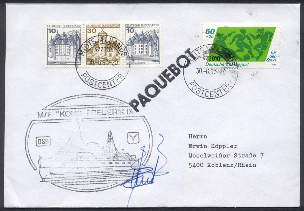 Midtsjaellands Postcenter 536 (A) Stratmann