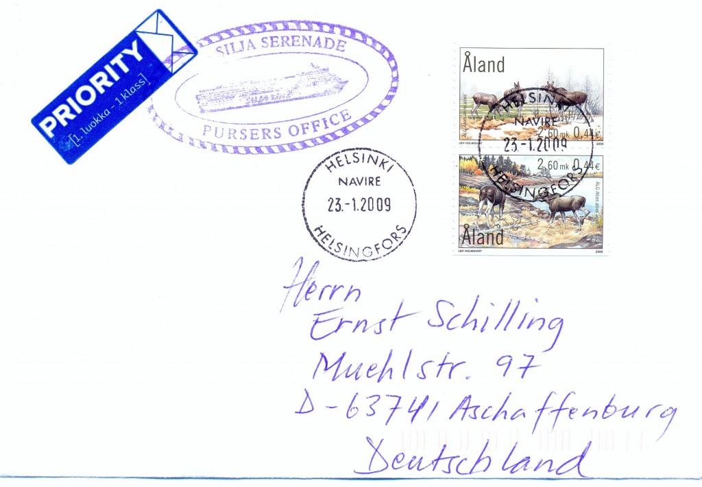 Helsinki 5657 (B) Schilling
