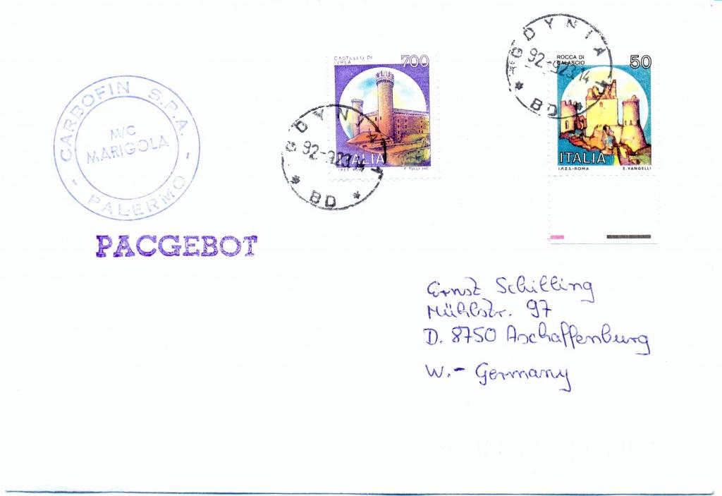 Gdynia 1024 (B) Schilling