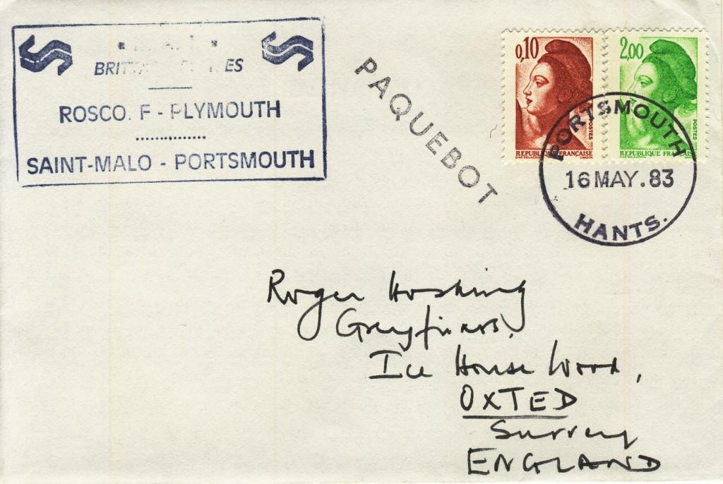 Portsmouth England 193 (C)