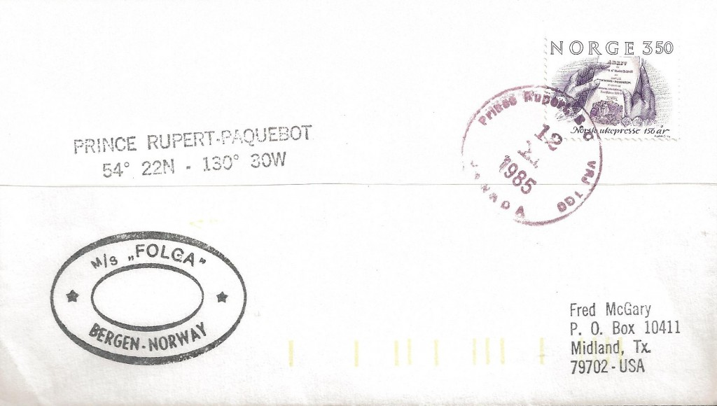 Prince Rupert 2256 (B) McGary