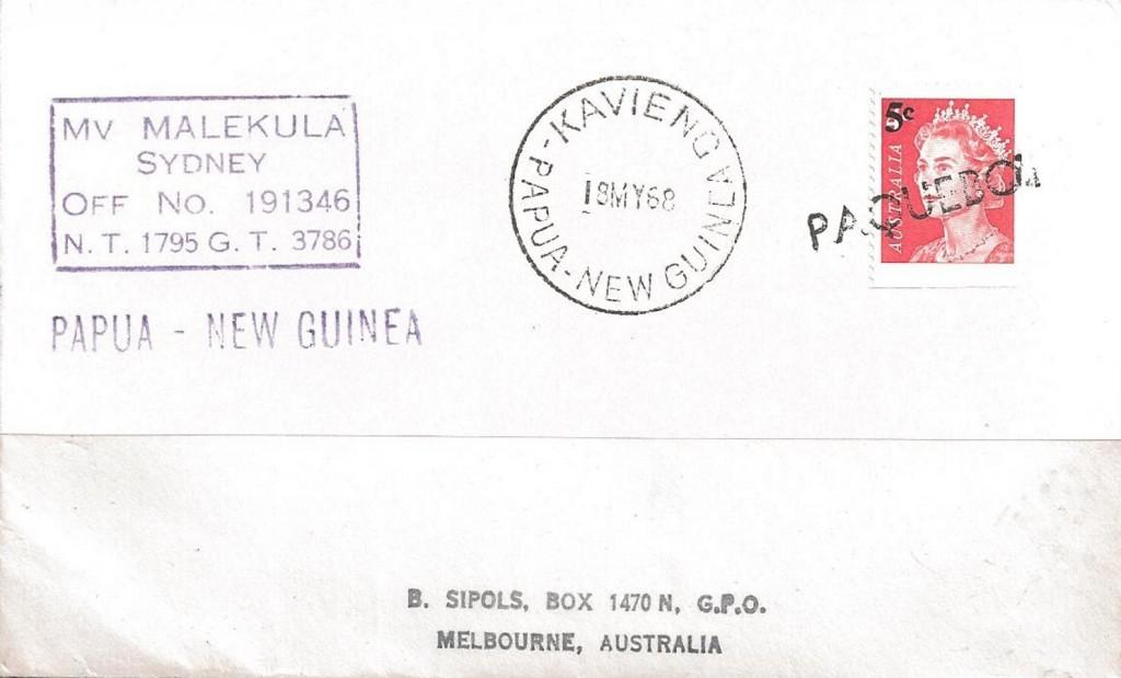 Kavieng 1637 (B) McGary