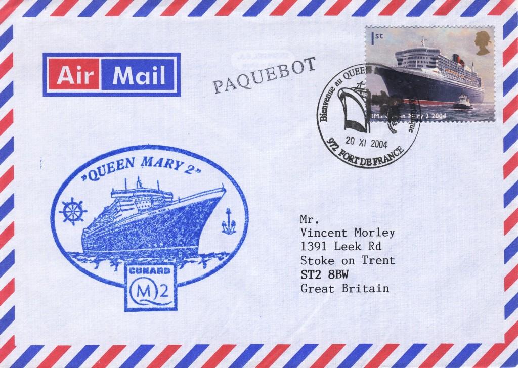 Fort de France 6305 (A)
