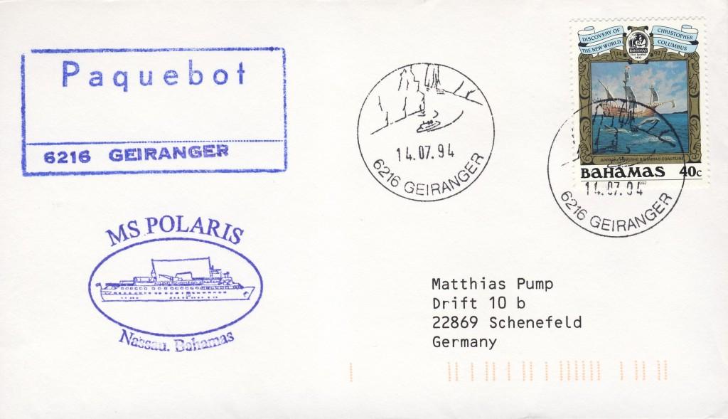 Geiranger 618 (D)