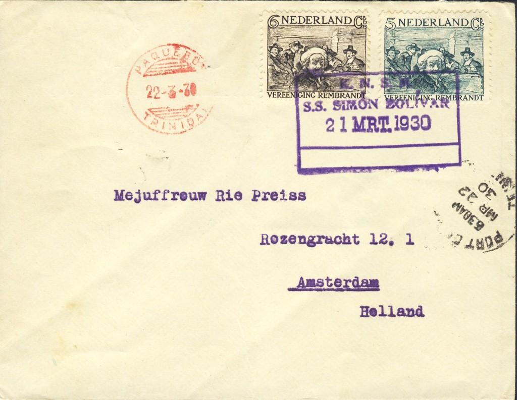 Port of Spain 2467 (C)