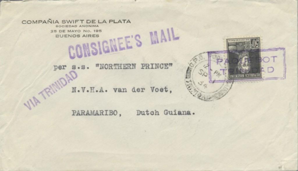 Port of Spain 2469 (D) Gärtner 18084