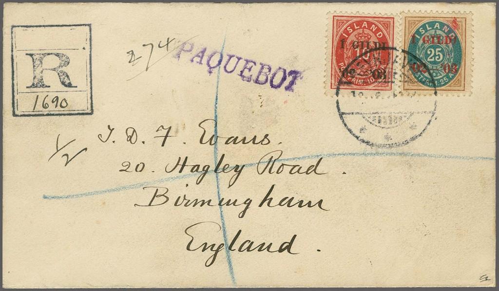 Newcastle upon Tyne 22 (C) vom 19 JUN 1903
