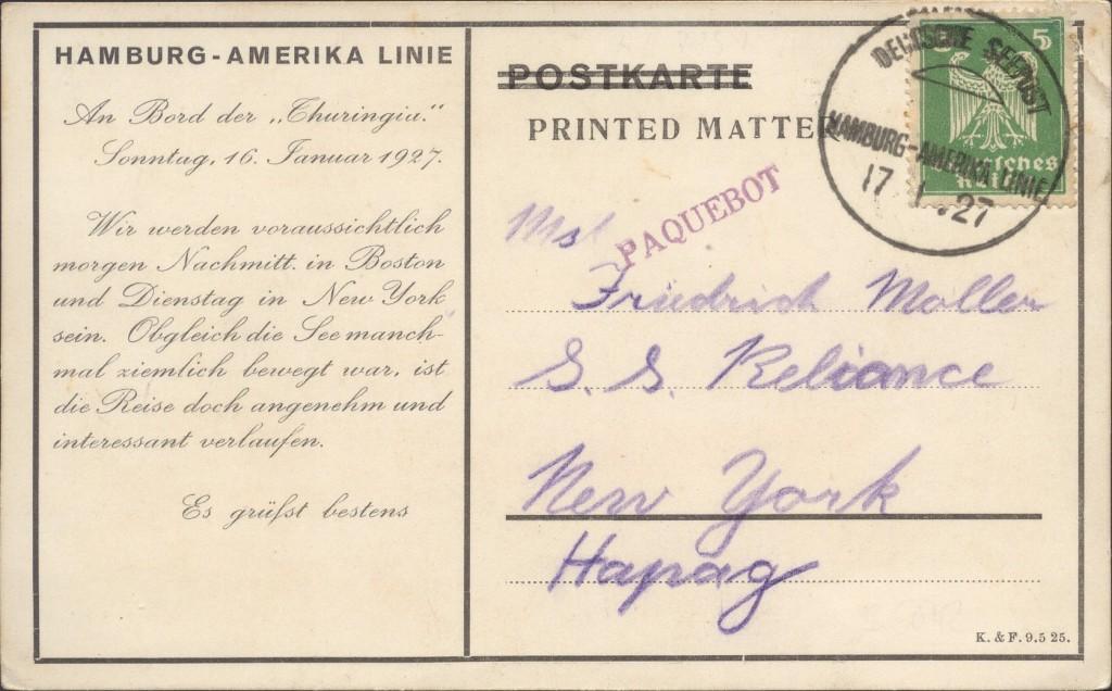 Boston USA 1850 (F) Stratmann