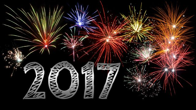 Happy New Year 2017 !