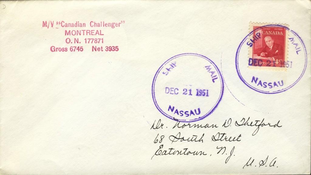Nassau 2424 (C)
