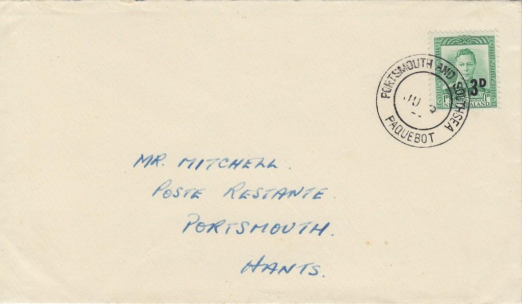 Portsmouth England 191 (C)