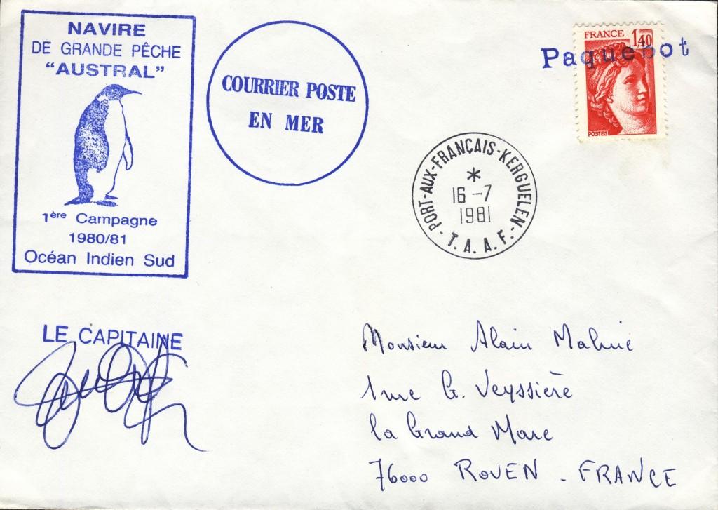 Port Aux Francaise 2675 (A)