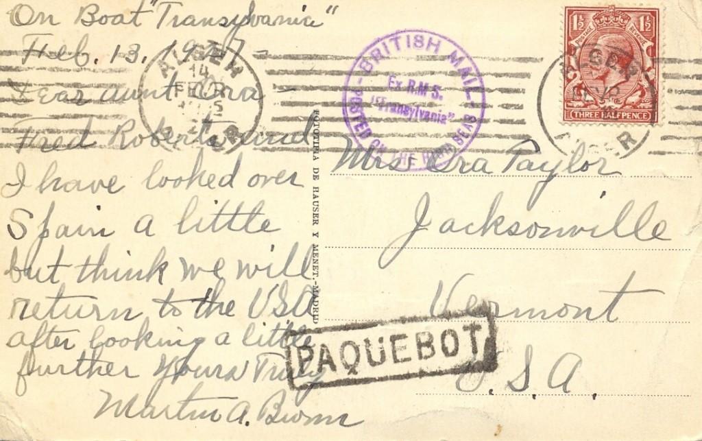 Algiers 2717 (G) Schilling