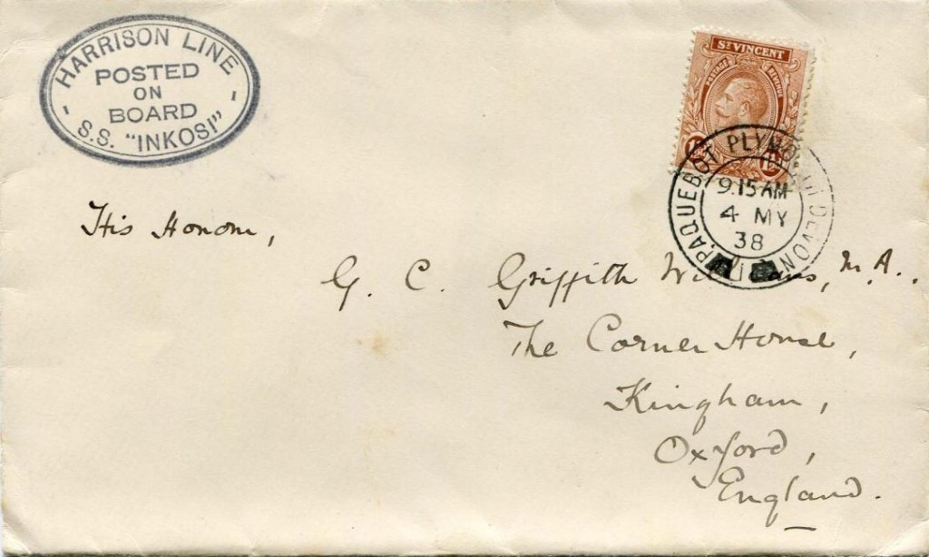 Plymouth England 184 (H)
