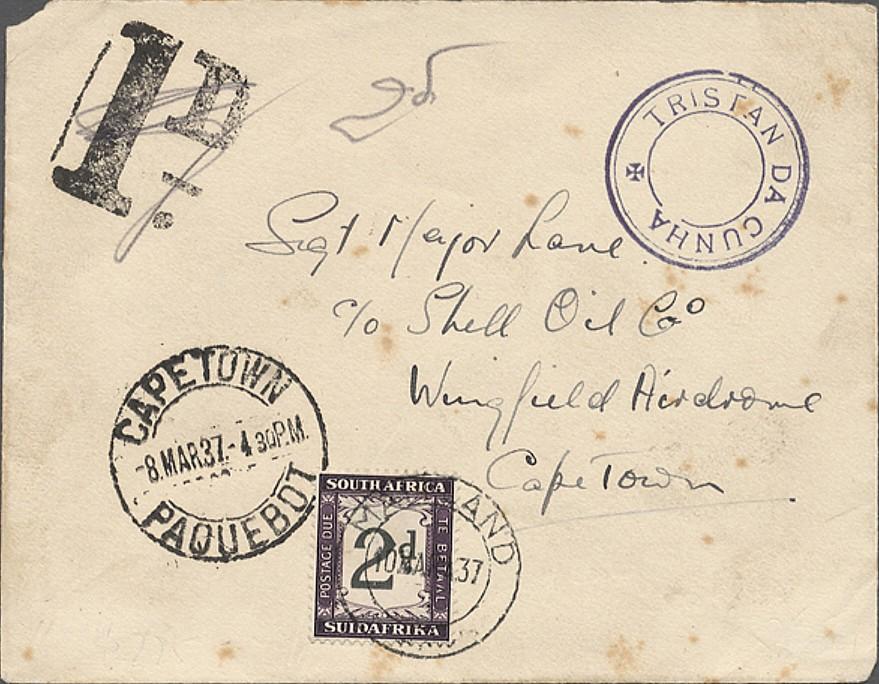 Capetown 2738 (O) Schilling