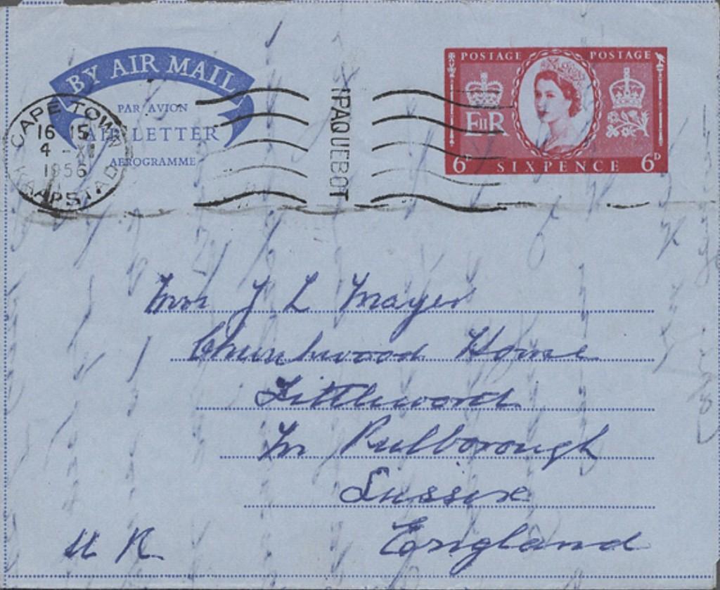 Capetown 2743 (D) Schilling