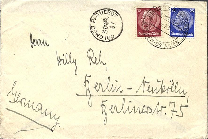 Colombo 2967 (M) Schilling