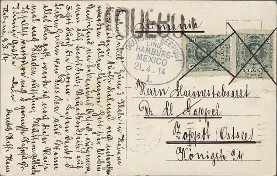 Havana 2391 (M) Schilling