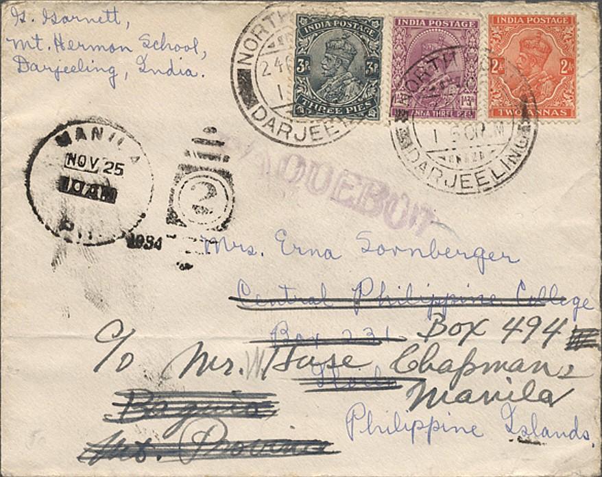 Manila 1725 (E) Schilling
