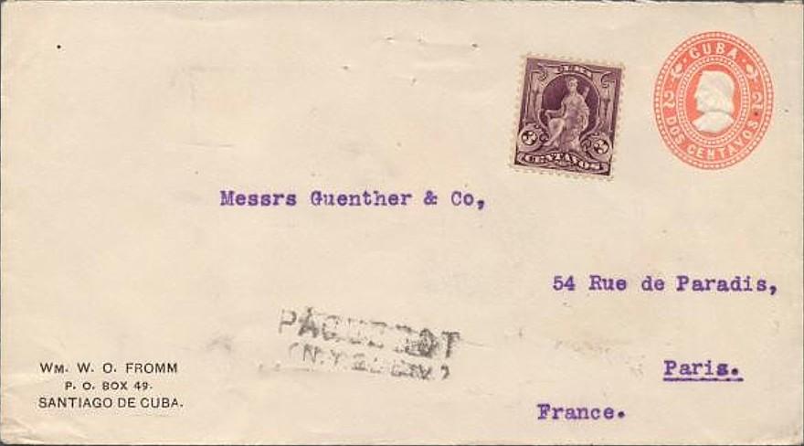 New York 2052 (AB) Schilling von 1905