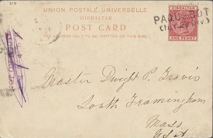 New York 2052 (AC) Schilling von 1902