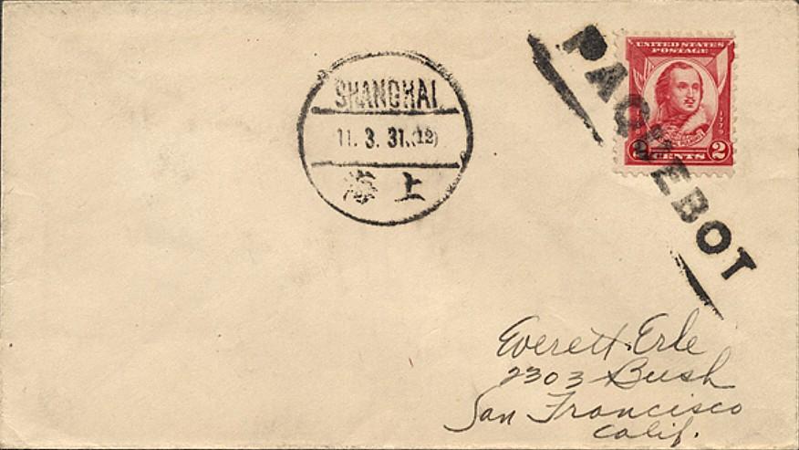 Shanghai 3369 (B) Schilling