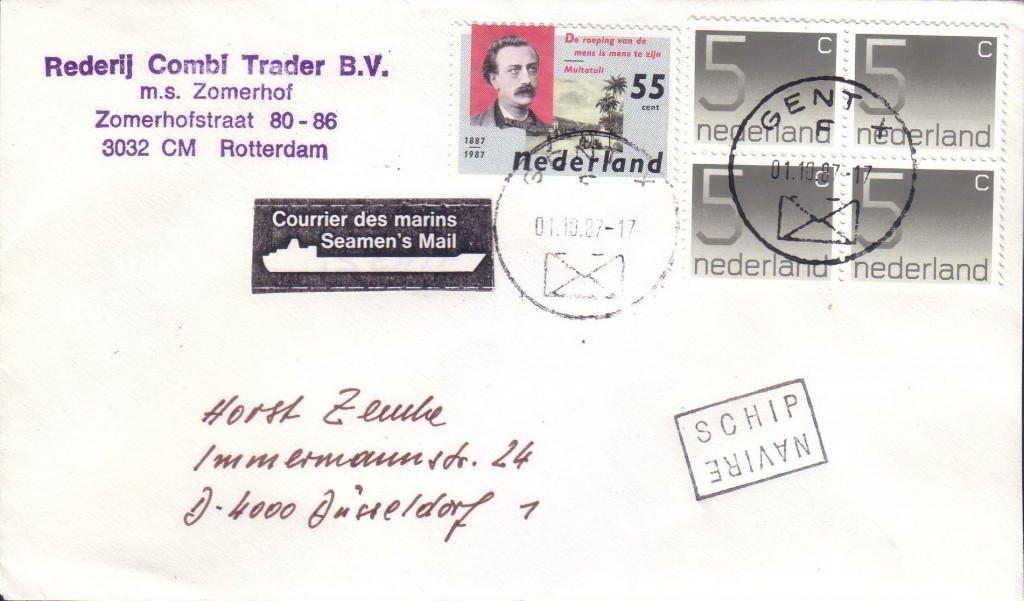 Gent 770 (D) Stratmann