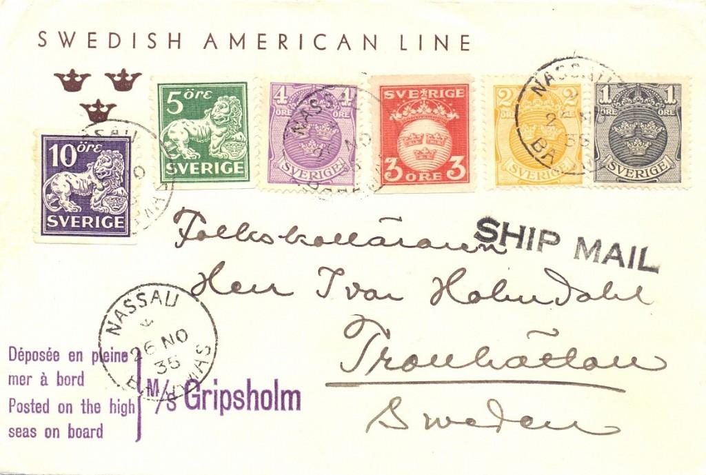 Nassau 2421 (D) Schilling