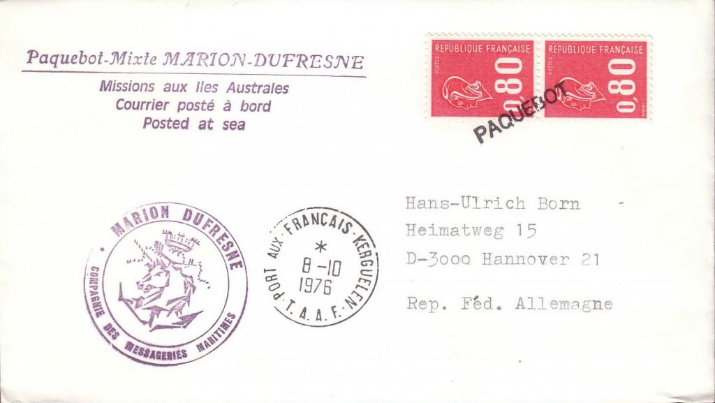 Port Aux Francais 2636 (A) Stratmann