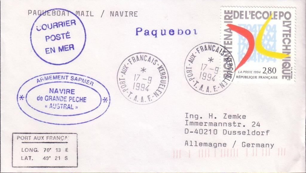 Port Aux Francais 2675 (B) Stratmann