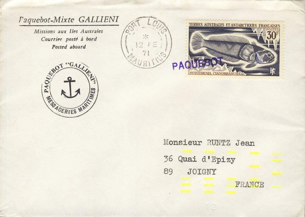 Port Louis 2852 (B)