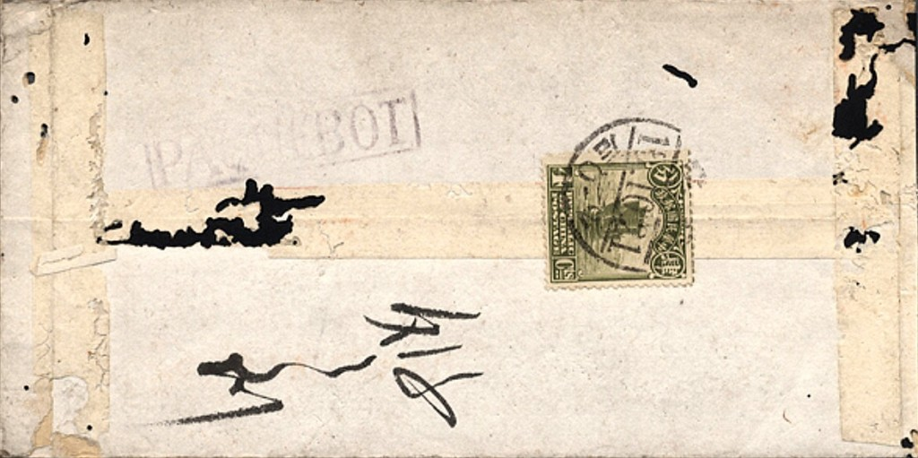 Kiirun 3152 (B) Schilling dated 10. OCT 1926