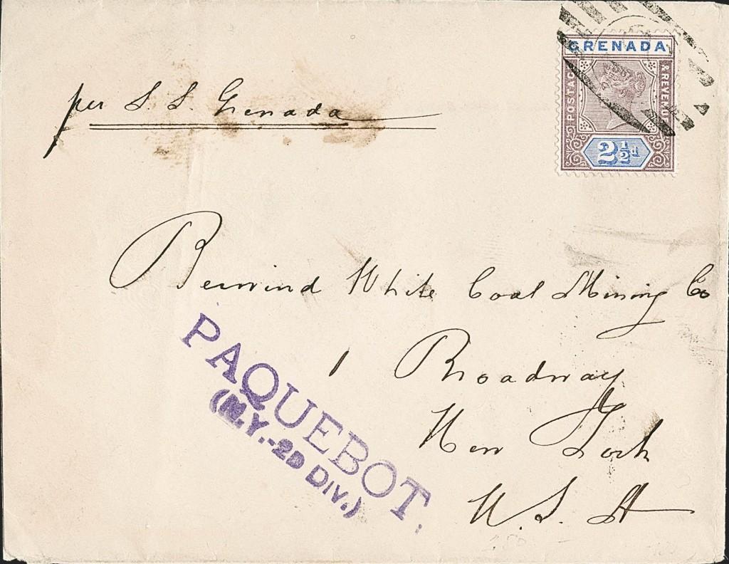 New York 2050 (U) Grenada von 1898
