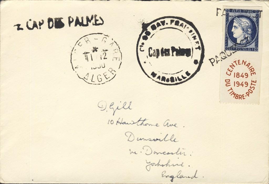 Algiers 2719 (G)