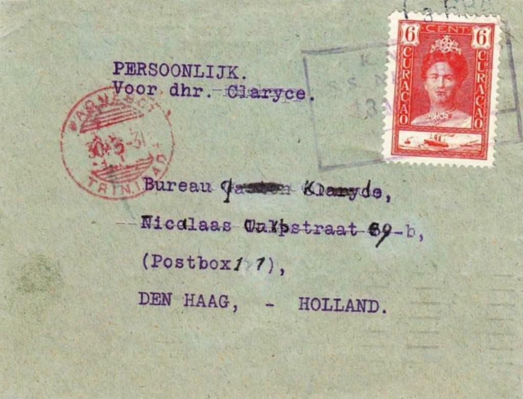 Port of Spain 2467 (E)