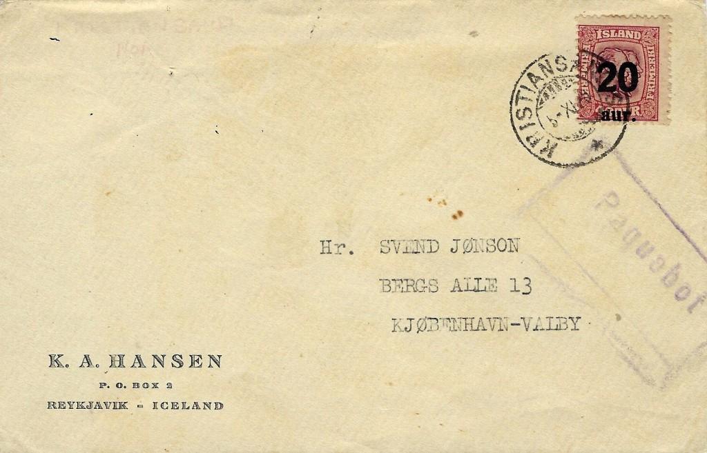 Kristiansand 623 (C)
