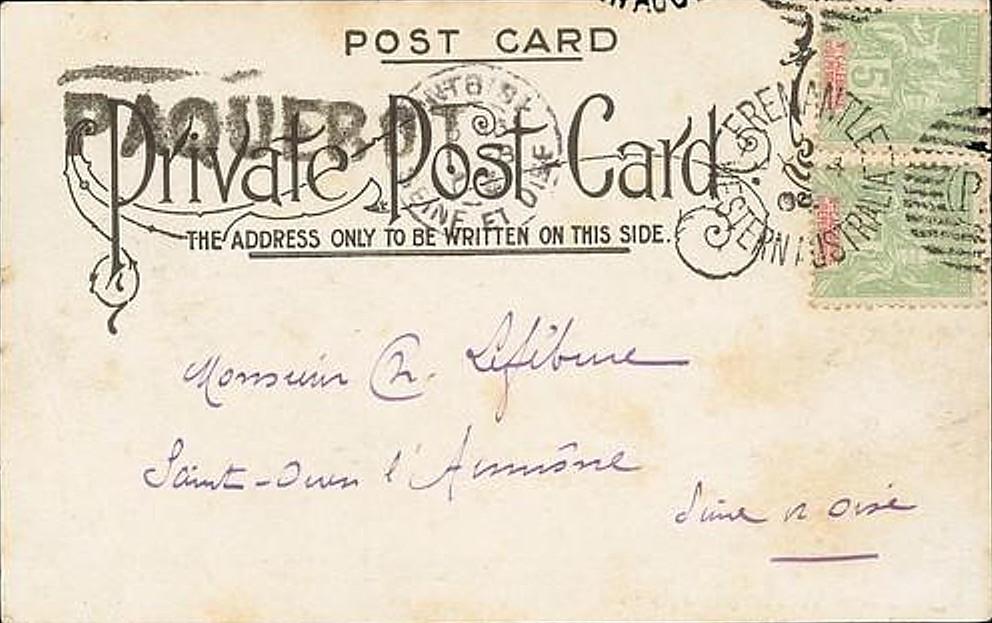 Fremantle 1393 (C) von 1904