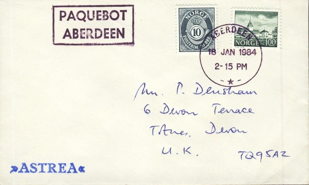 Aberdeen Scotland 269 (C)