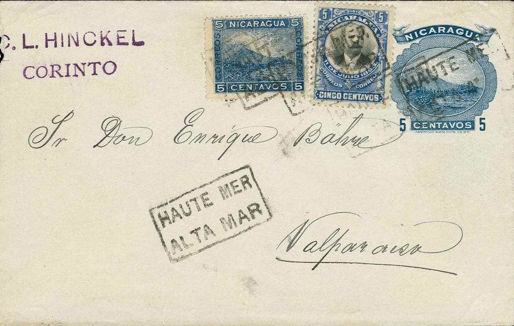 Valparaiso 2622 (C) vom 21.IV.1903