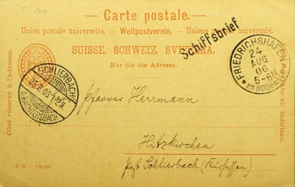 Friedrichshafen 862 (B)