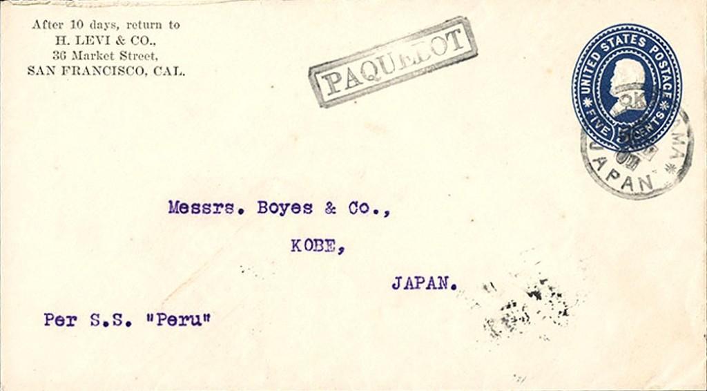 Yokohama 3463 (D)von 1901