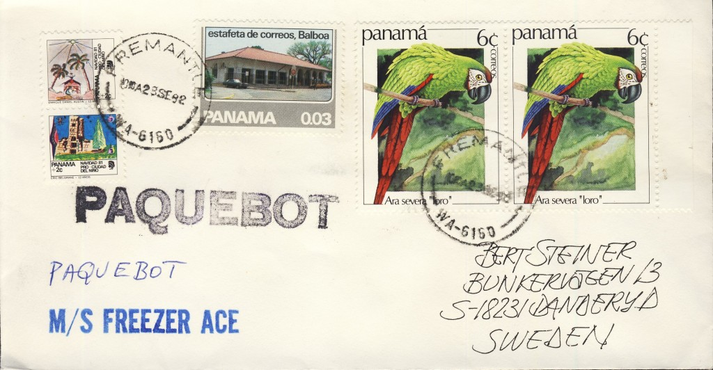 Fremantle 1403 (B)