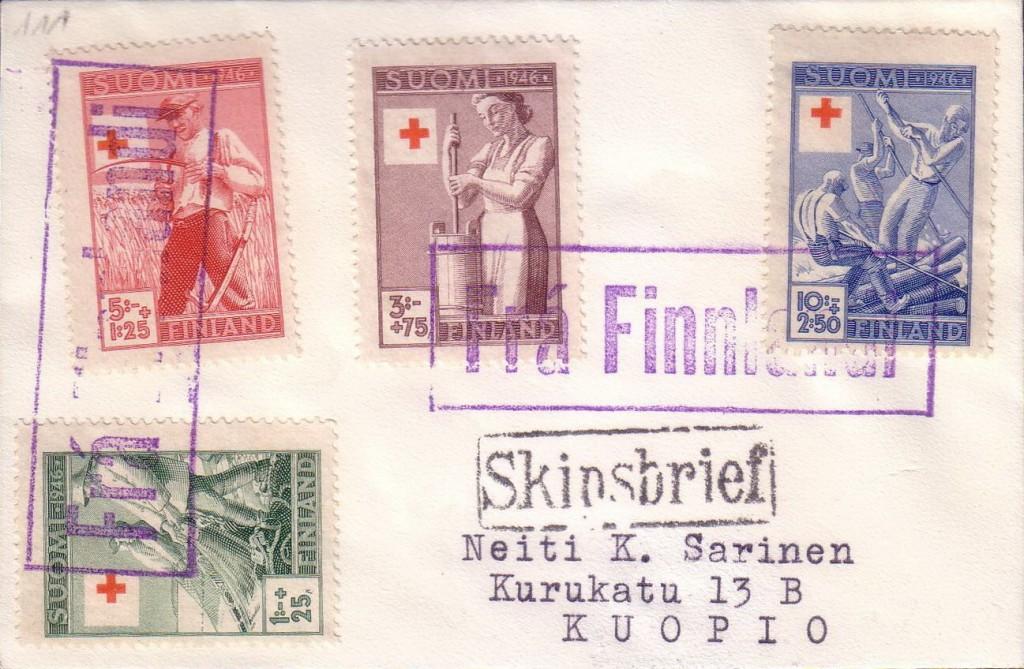 Reykjavik 611 (H) von 1946 Stratmann