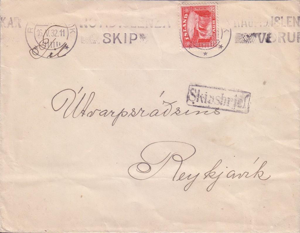 Reykjavik 611 (I) Stratmann