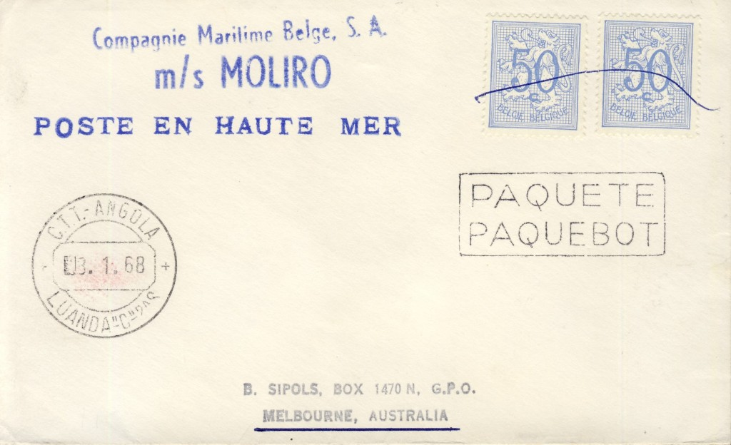 Luanda 2811 (B)