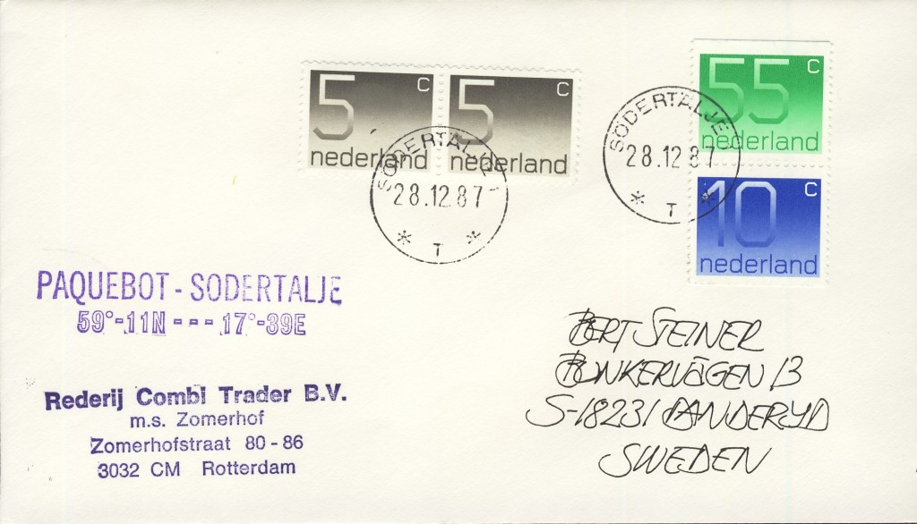 Sodertalje 735 (B)