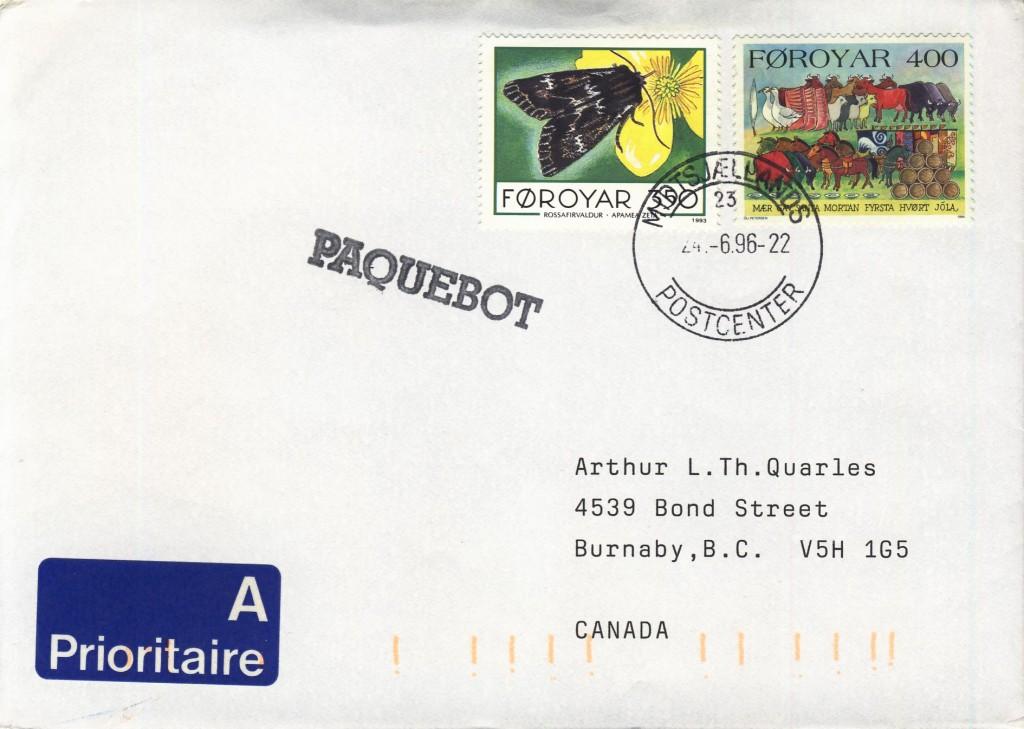 Midtsjaellands Postcenter 561 (A)