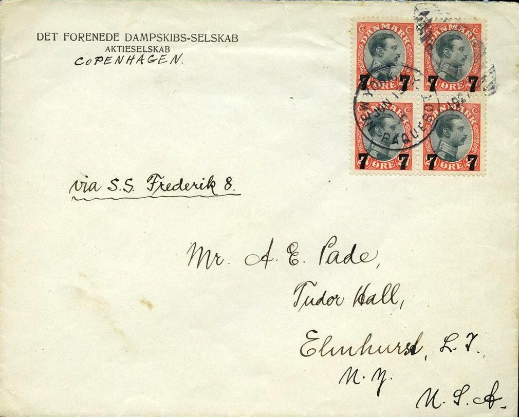 New York 2060 (AE) von 1927