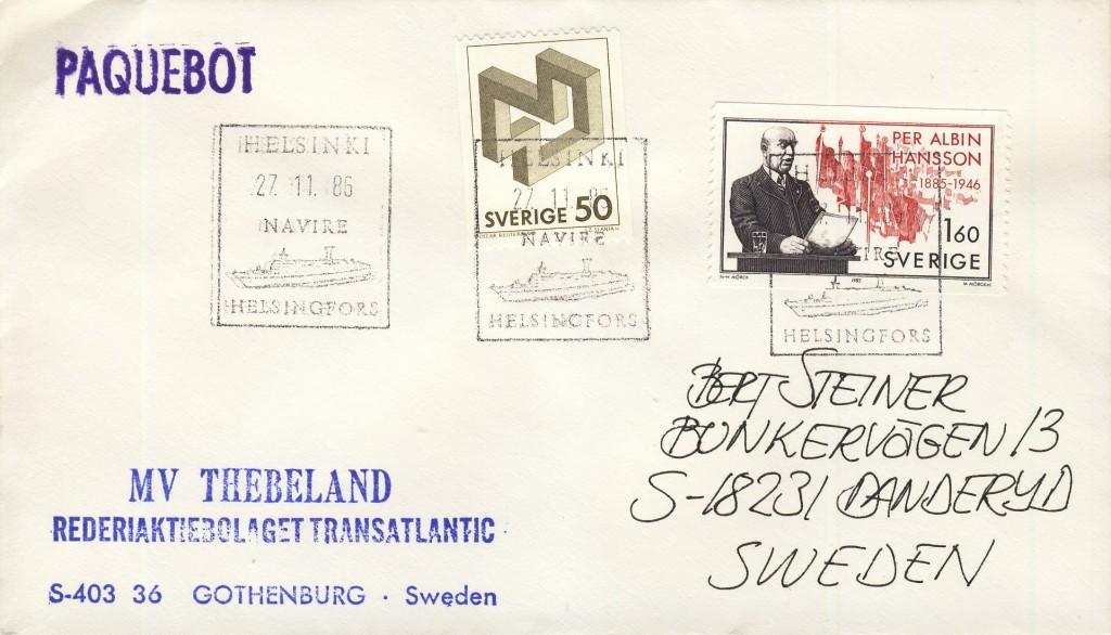 Helsinki 964 (C)