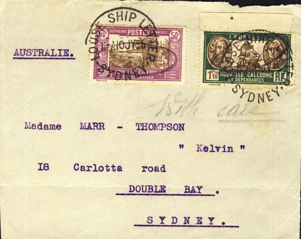Sydney 1503 (H)